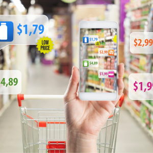 smart technology in retail