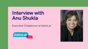 aiTechTrend Interview with Anu Shukla, CEO at Botco.ai