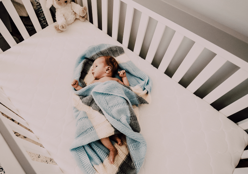 Nanit Transforms the Crib, Using AI to Track Baby's Height and Growth with Smart Sheets