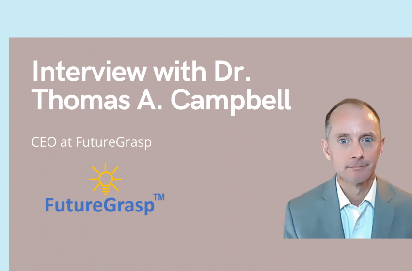 aiTechTrend Interview with Thomas Campbell, Founder & CEO at FutureGrasp
