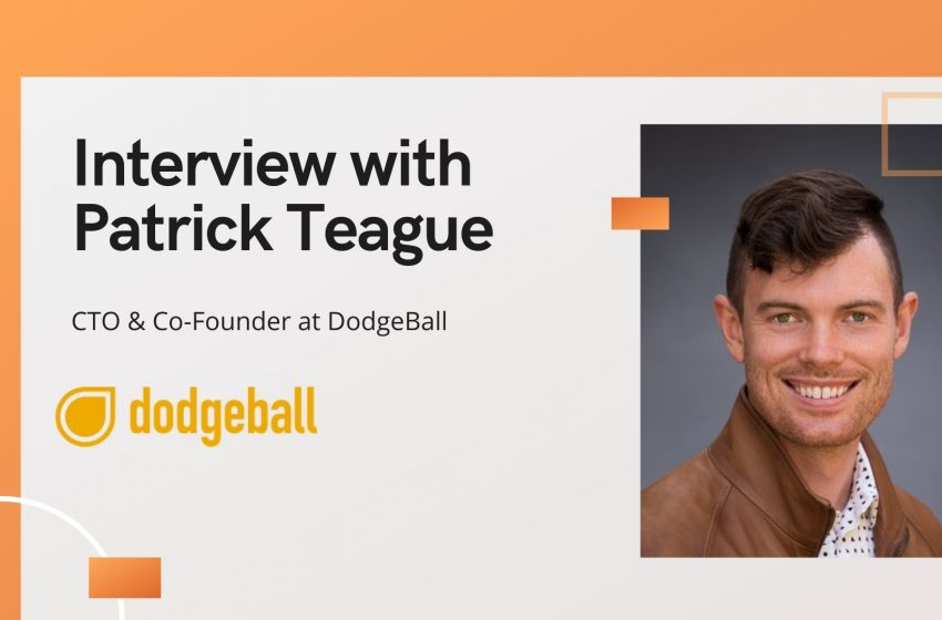 aiTech Trend Interview with Patrick, CTO & Co-Founder of DodgeBall