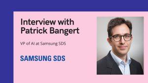aiTech interview with Patrick Bangert