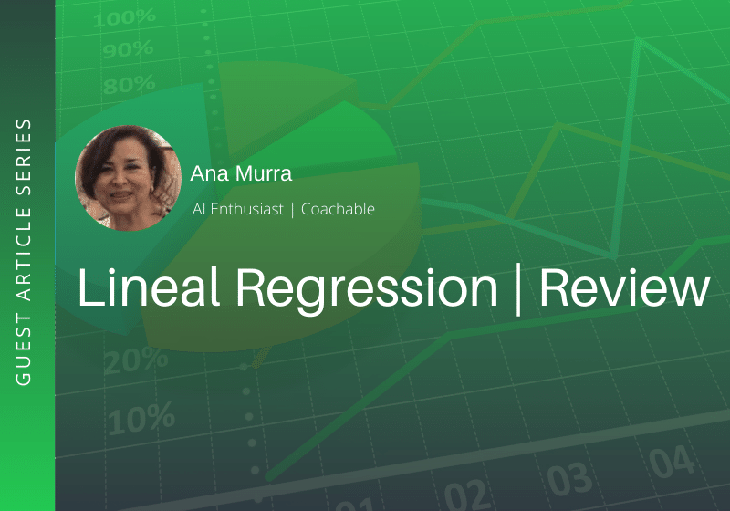 Reviewing important concepts of lineal Regression