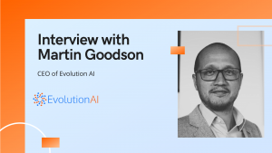 aiTechTrend Interview with martingoodson, CEO at evolutionai